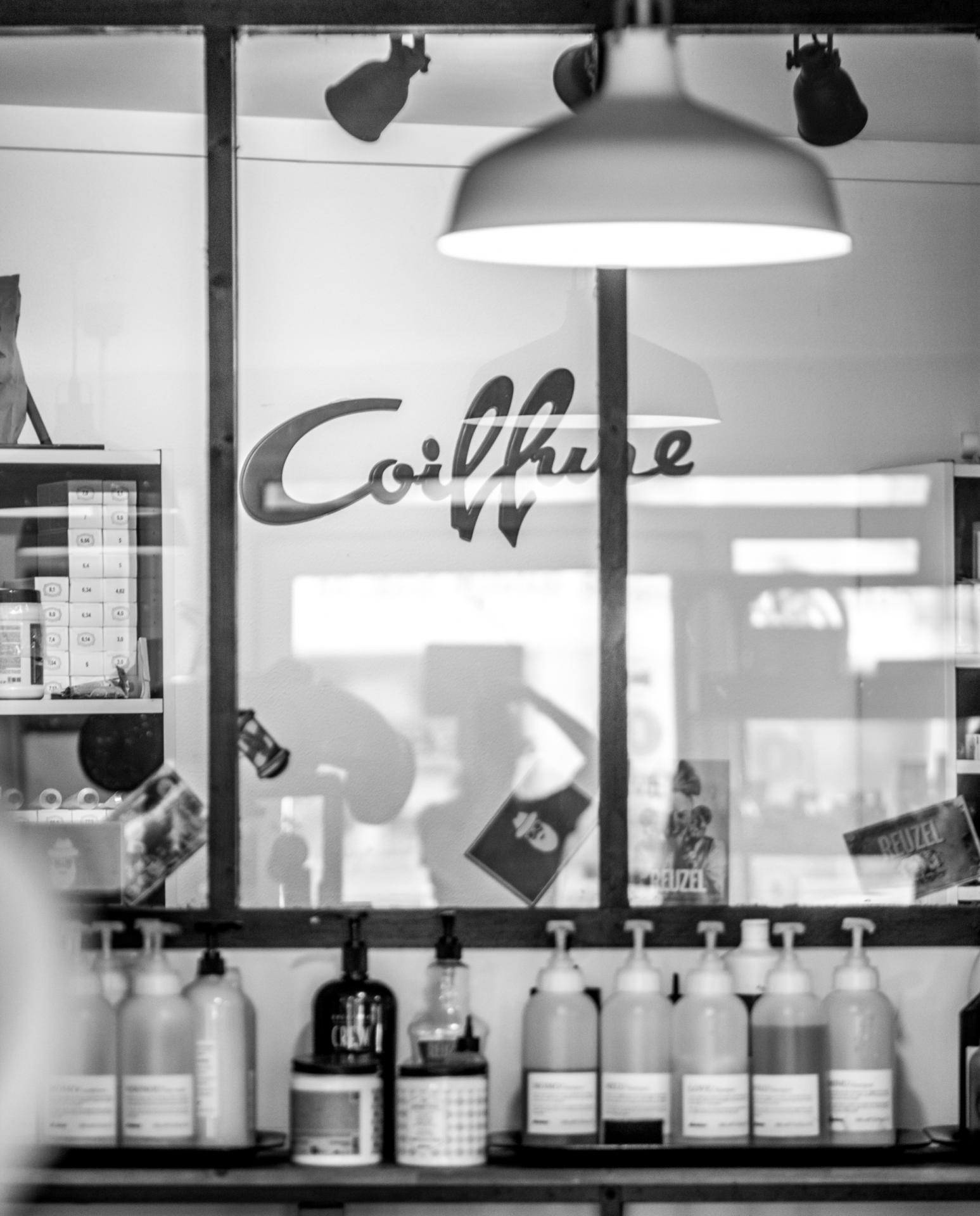 Photo promotionnelle coiffeur