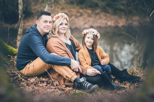 Photo de famille au complet