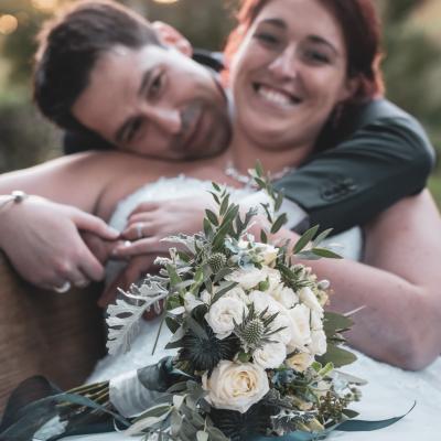 Photo de couple - photographe de mariage dans les landes