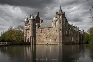Chateau de bretagne en photo