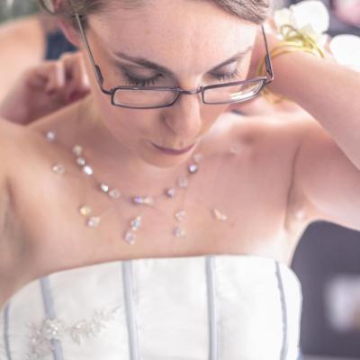 Photographie préparatifs mariage