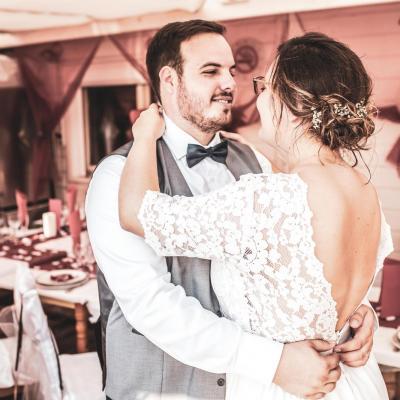 Photographe cérémonie de mariage dax