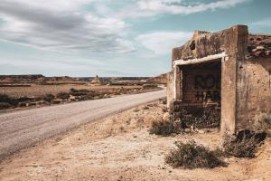 Photographe espagne bardenas reales