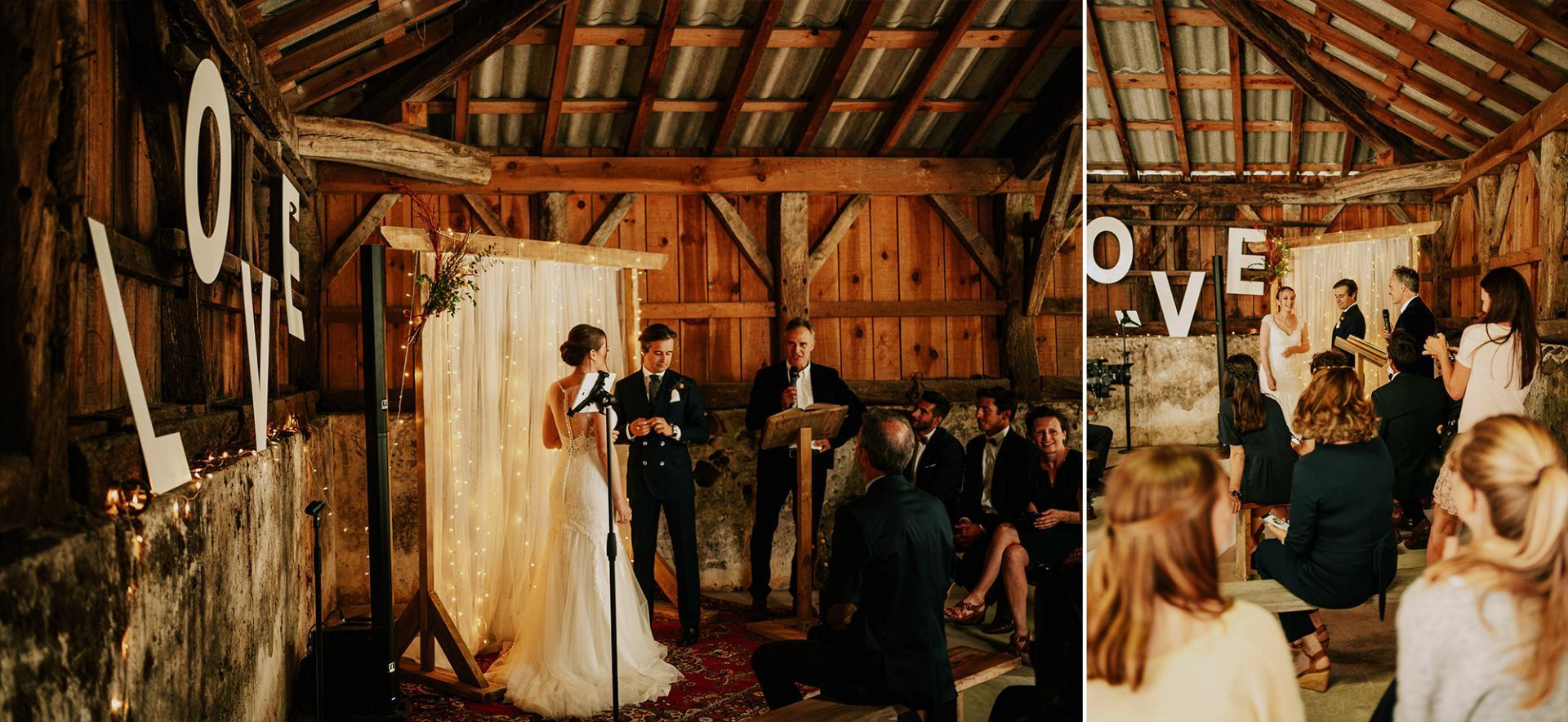 16 photographe de mariage landes dax aquitaine allison micallef ceremonie intimiste