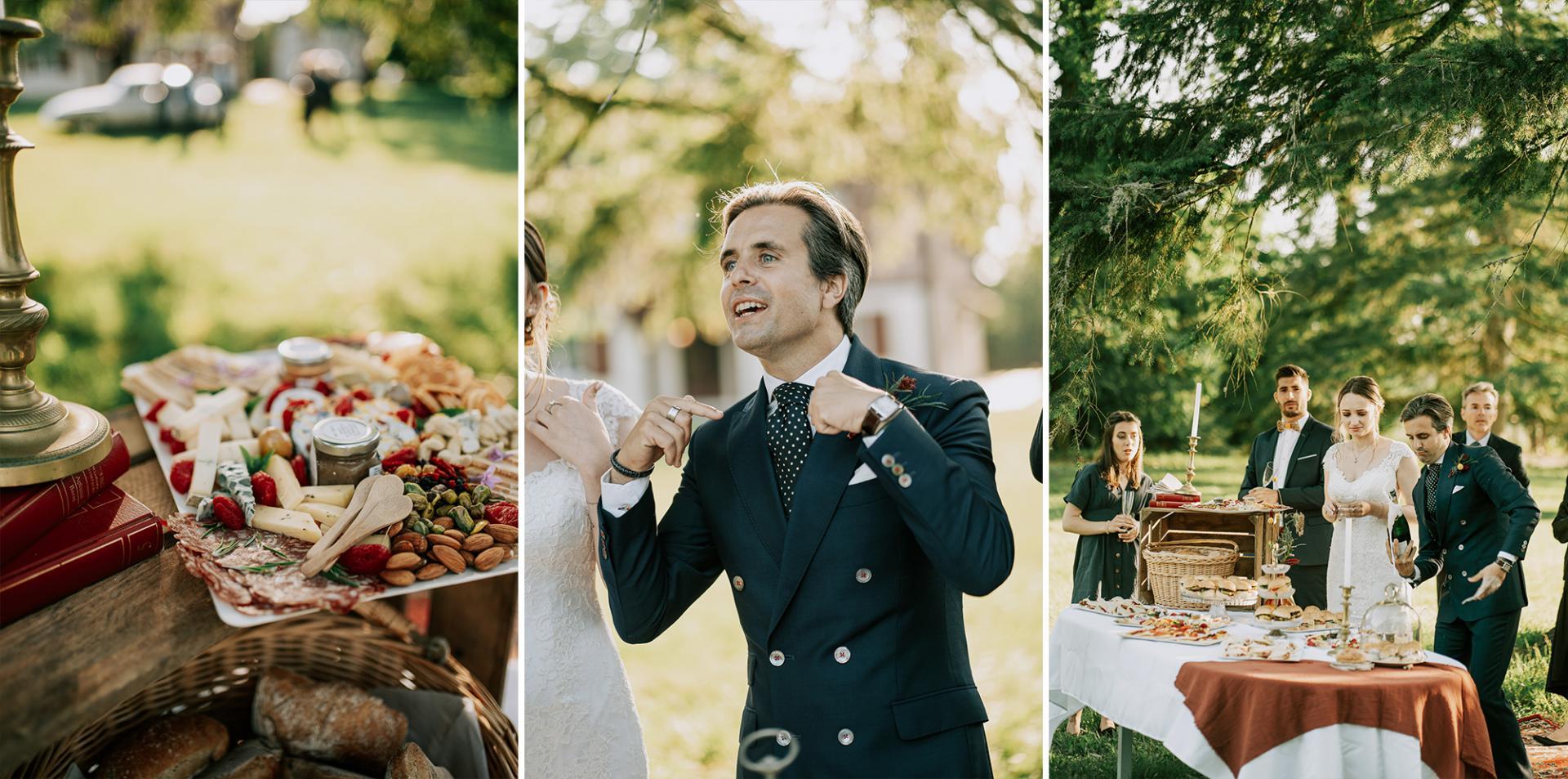 28 photographe de mariage landes dax aquitaine allison micallef l aperitif dinatoire
