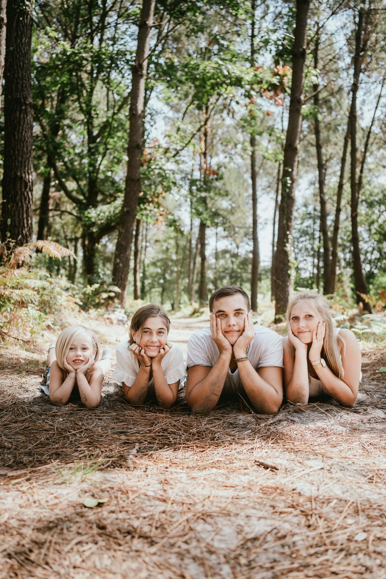 Allison micallef photographe de famille dax landes