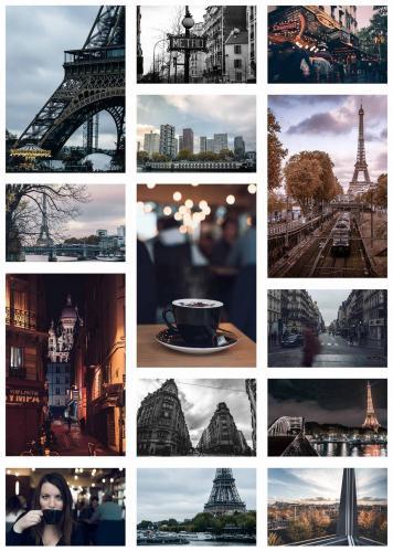 Landscape city paris photography 1