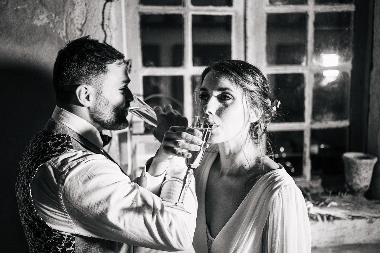 Mariage landes photographe inspiration elopement rustique wedding 100