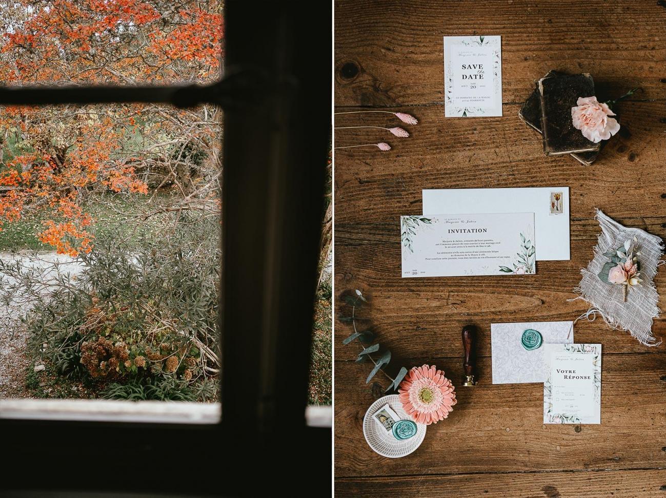 Mariage landes photographe inspiration elopement rustique wedding 54