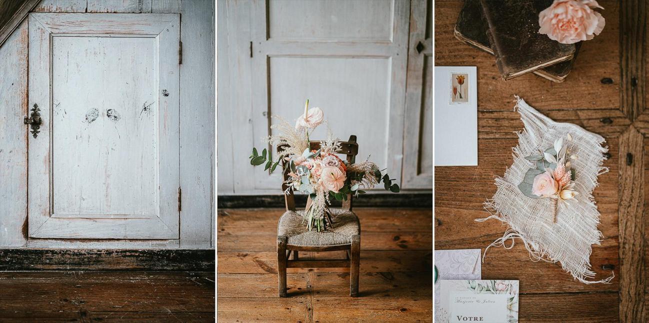 Mariage landes photographe inspiration elopement rustique wedding 57