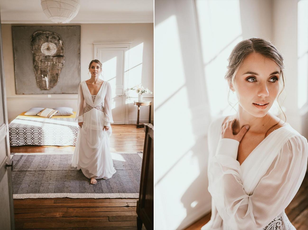 Mariage landes photographe inspiration elopement rustique wedding 74