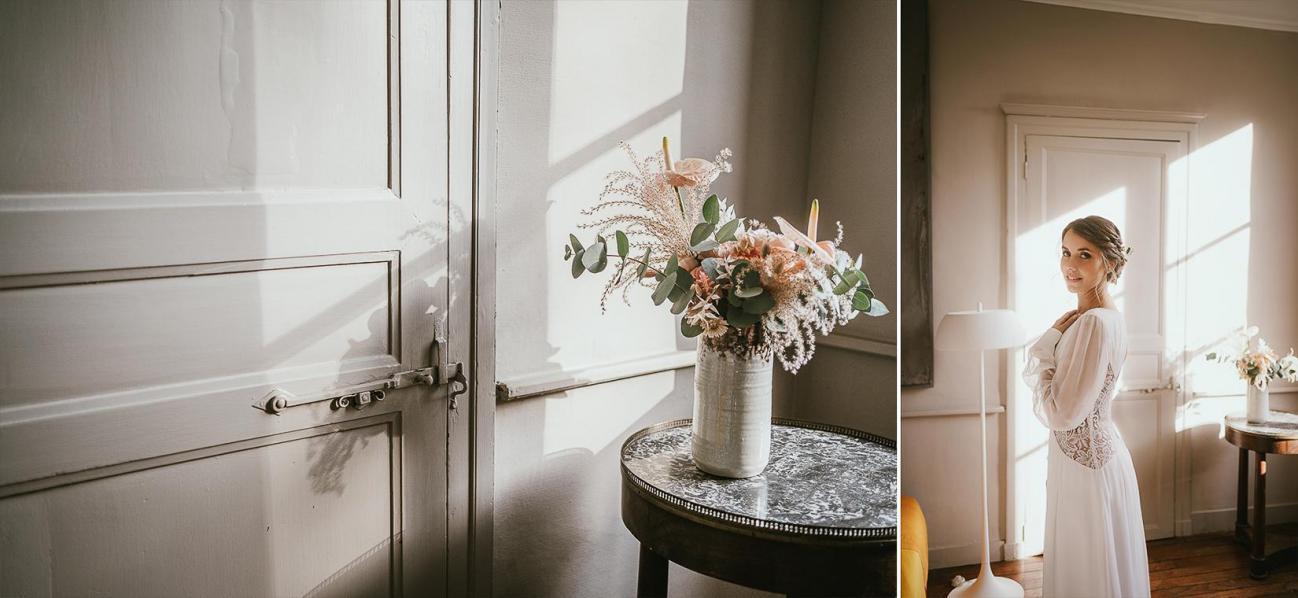 Mariage landes photographe inspiration elopement rustique wedding 75