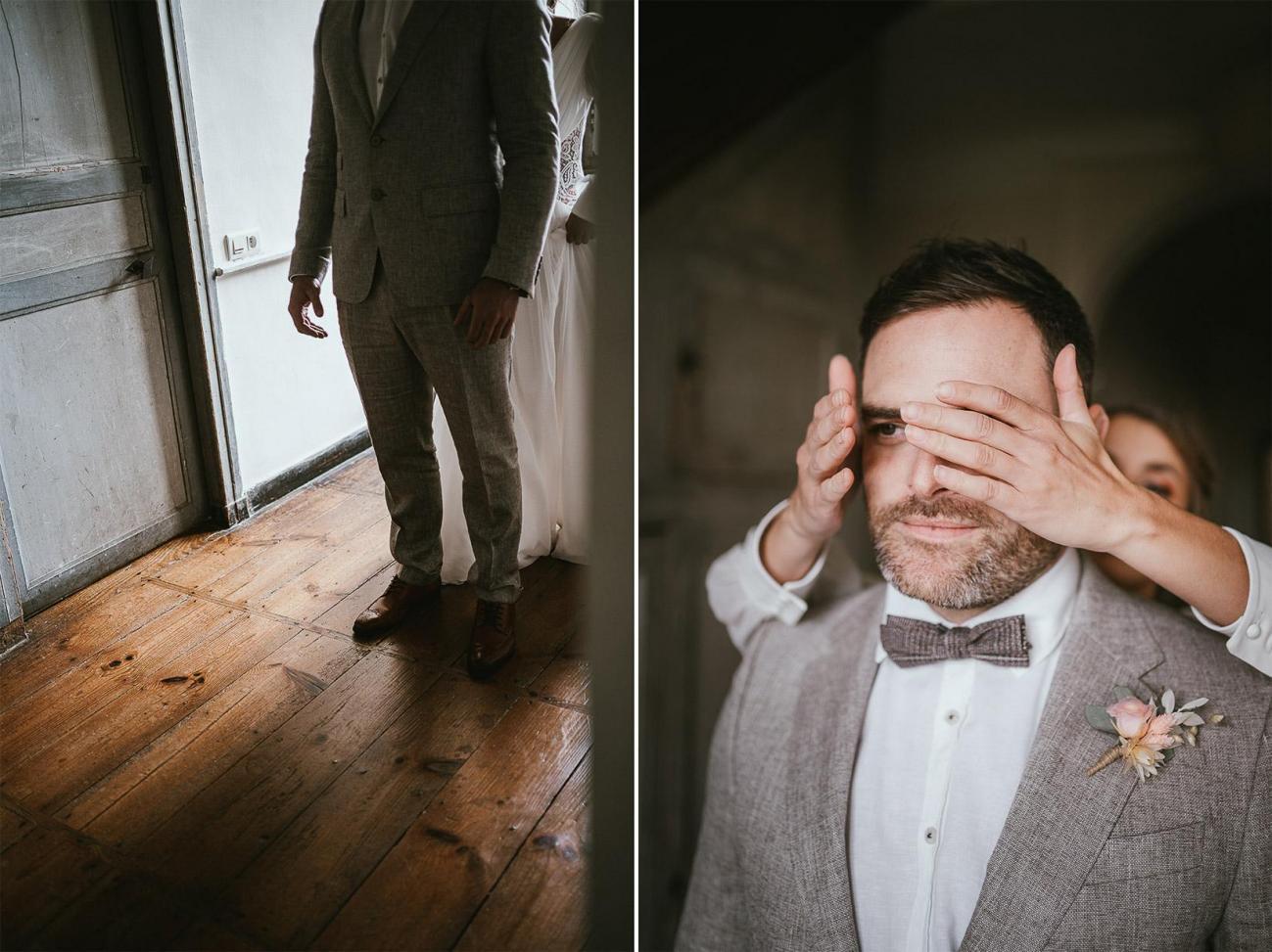 Mariage landes photographe inspiration elopement rustique wedding 81