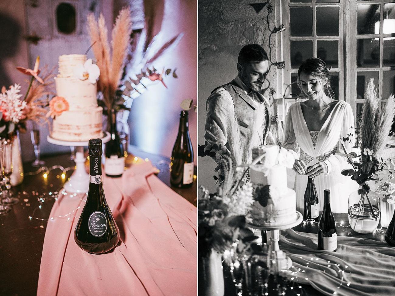 Mariage landes photographe inspiration elopement rustique wedding 98