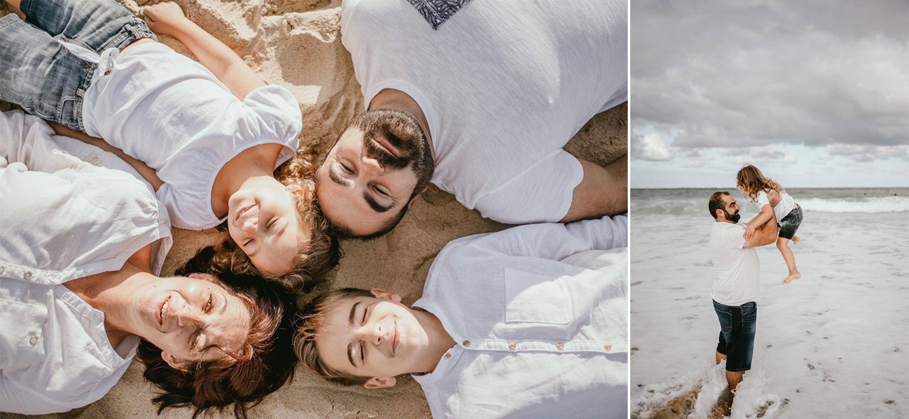 Photo famille capbreton plage photographe 18b