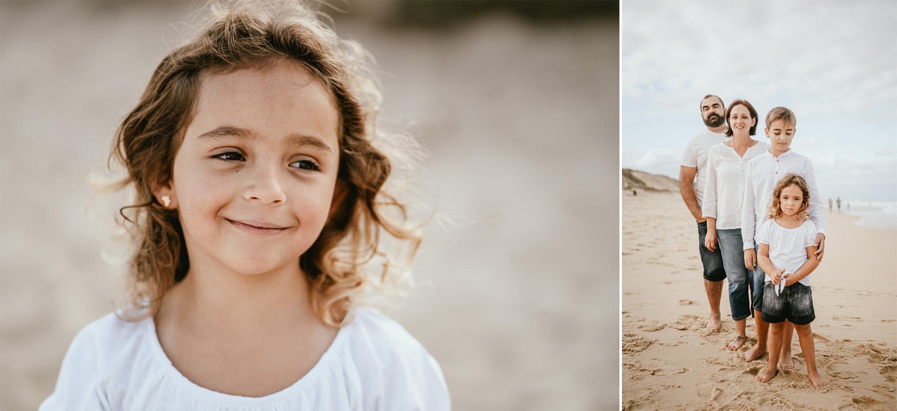 Photo famille capbreton plage photographe 5b