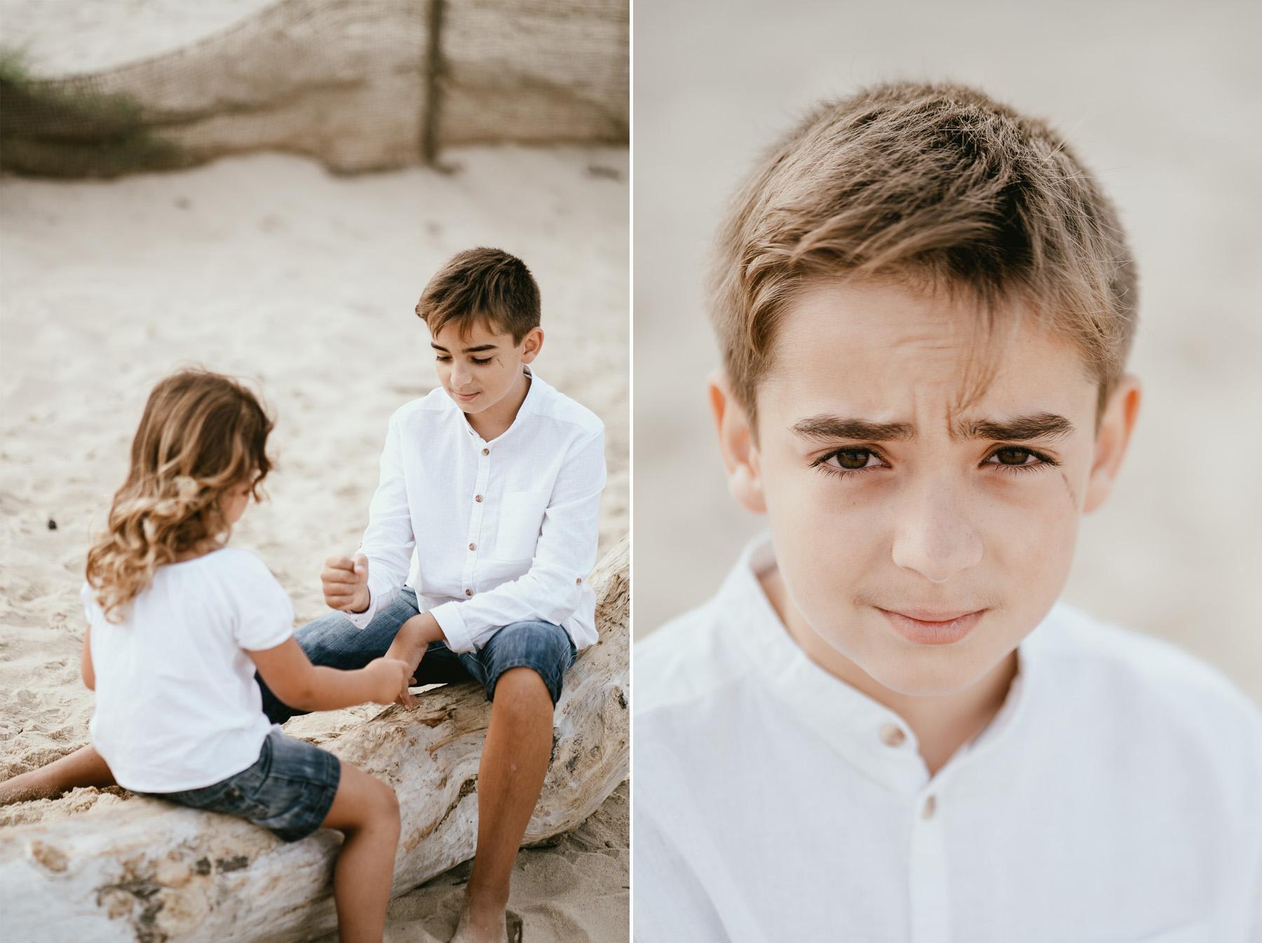 Photo famille capbreton plage photographe 6b
