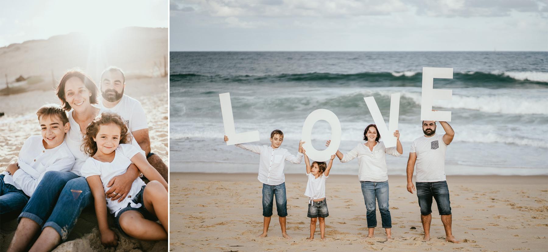 Photo famille capbreton plage photographe 9b