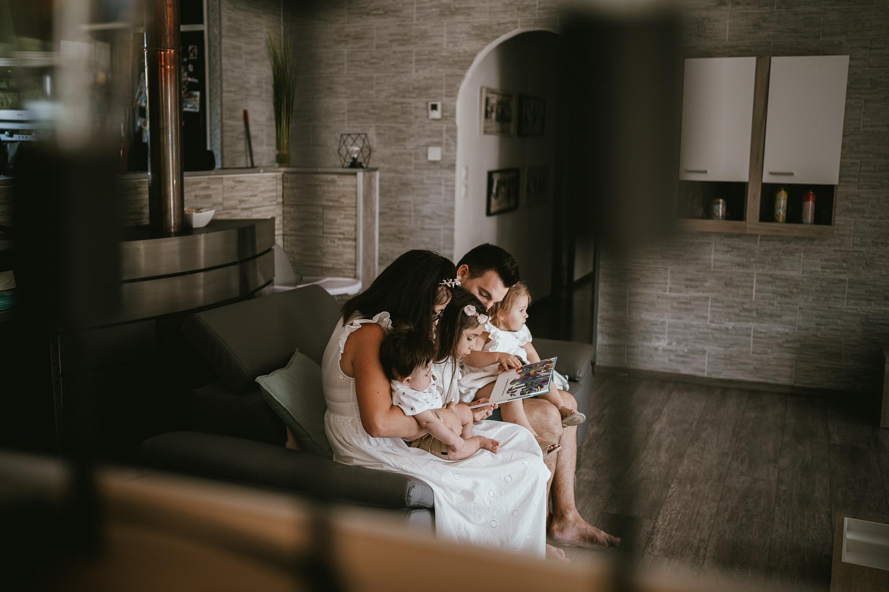 Photo famille maison lifestyle 1