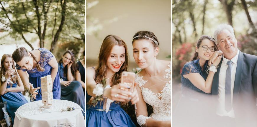 Photographe mariage dax landes aquitaine en famille