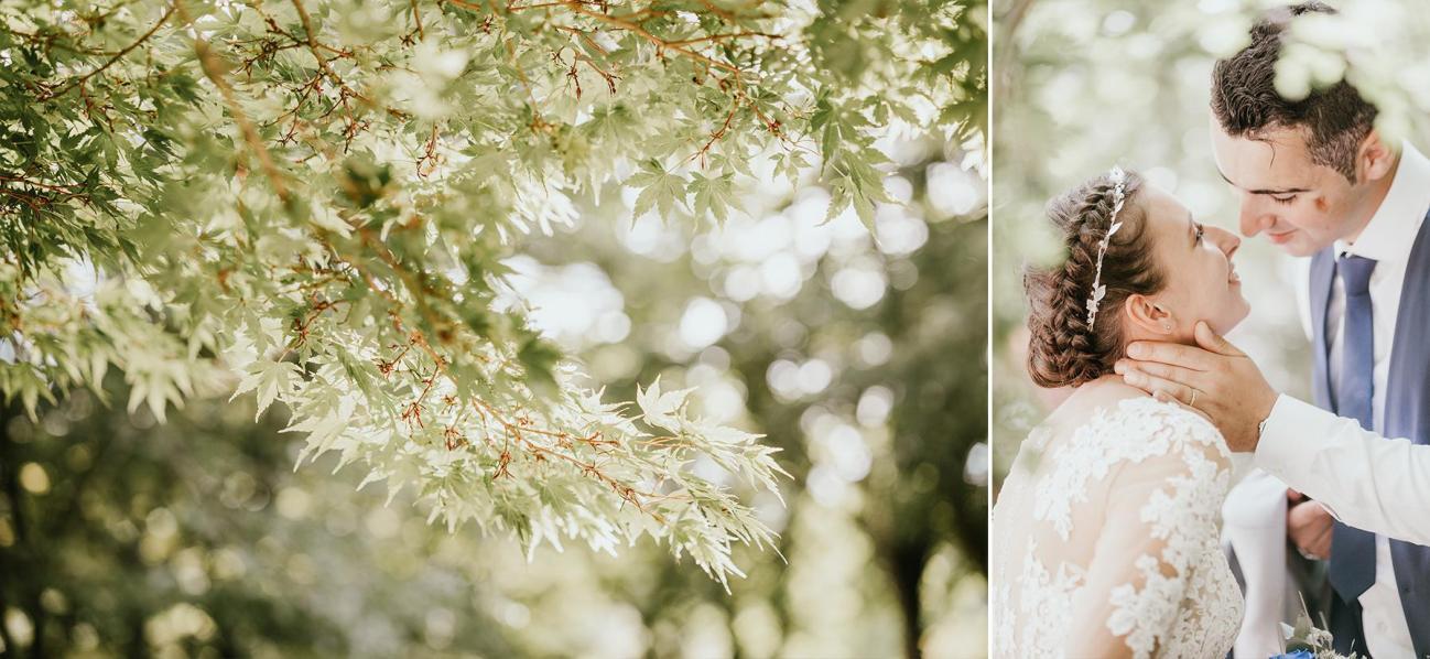 Photographe mariage dax landes aquitaine inspiration nature