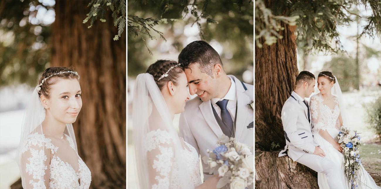 Photographe mariage dax landes aquitaine photo de couple
