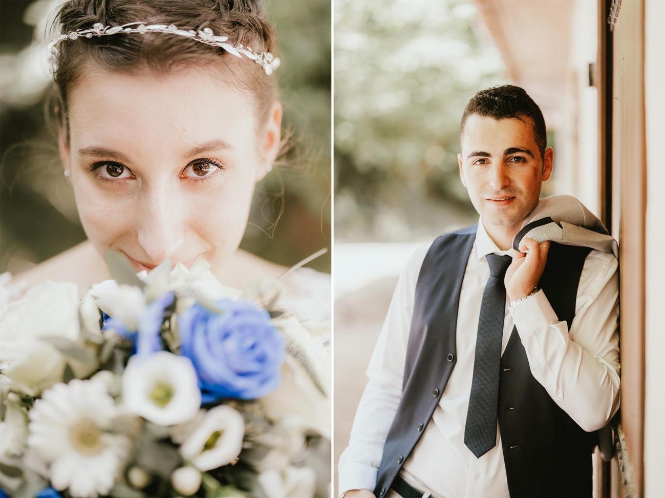 Photographe mariage dax landes aquitaine portrait