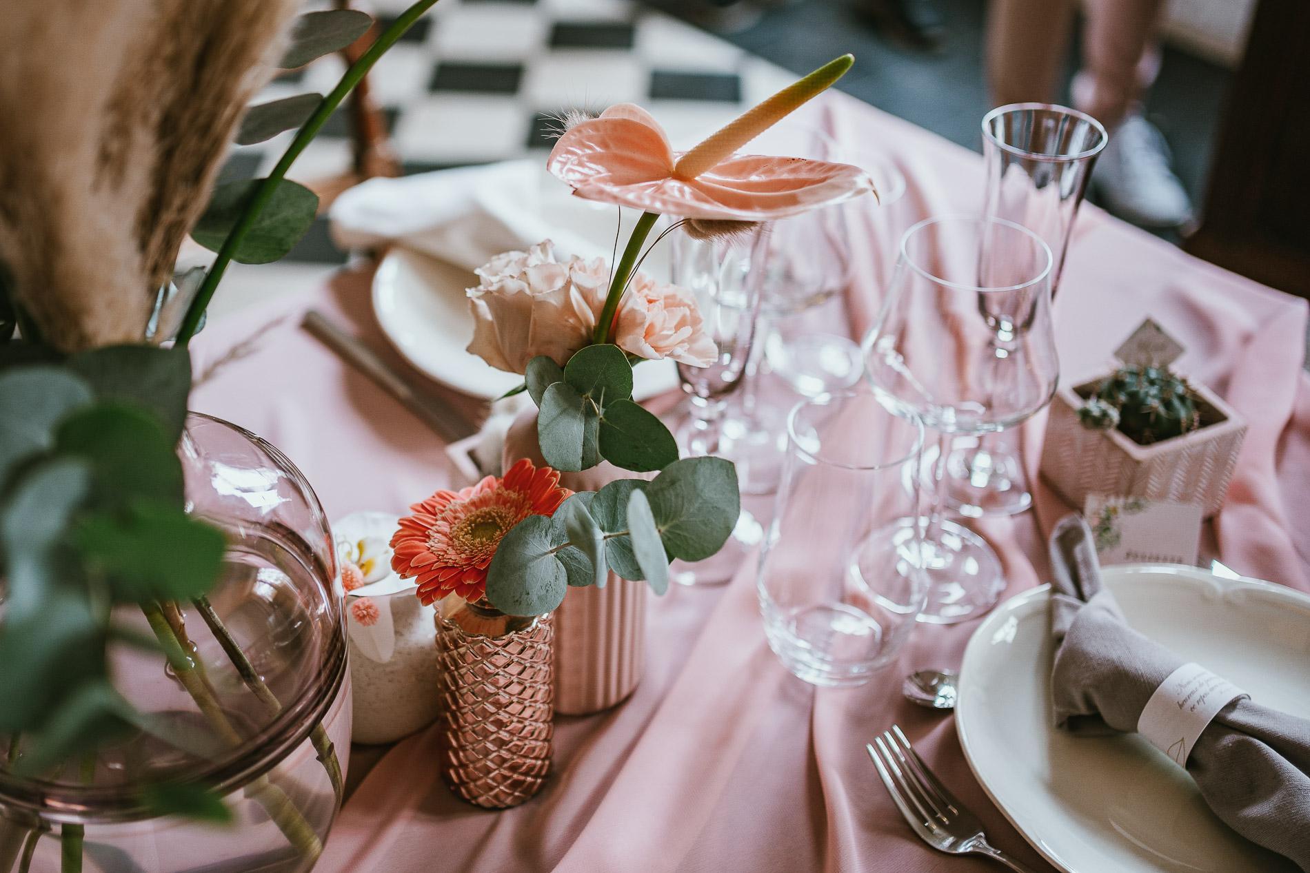 Photographe mariage landes dax aquitaine boheme moody chic 2