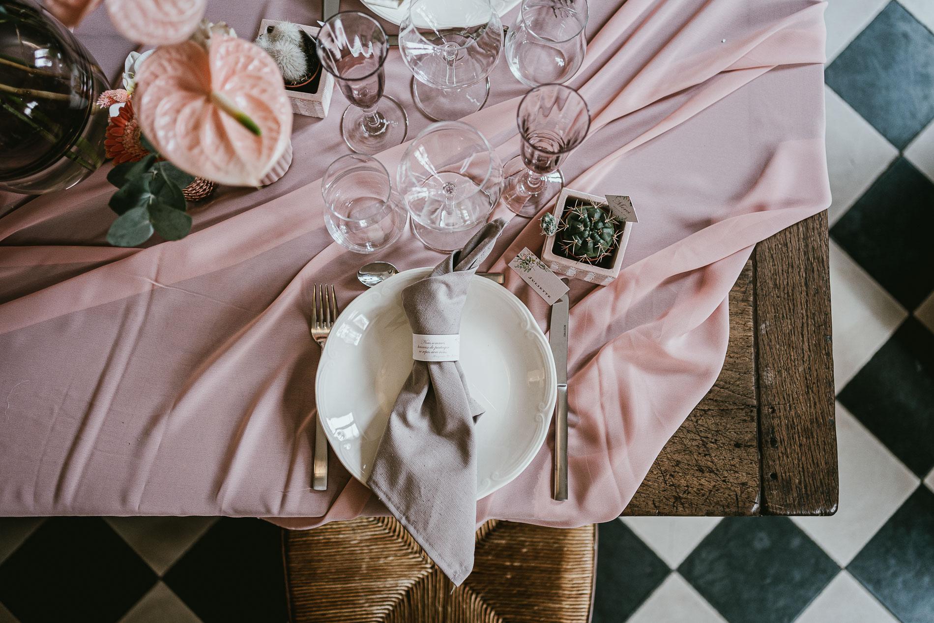 Photographe mariage landes dax aquitaine boheme moody chic 3