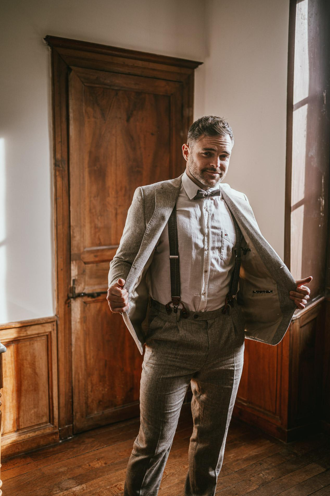 Photographe mariage landes dax aquitaine boheme moody chic 8