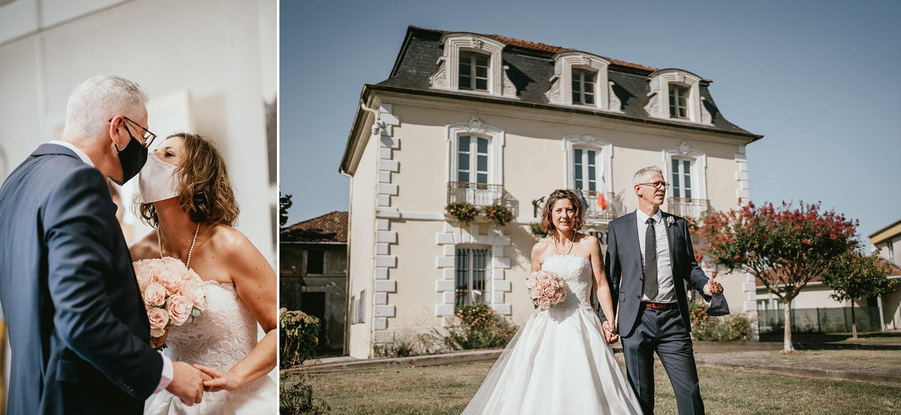 Photographe mariage landes dax aquitaine