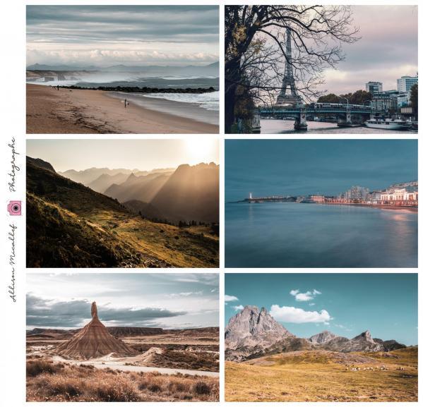 Photographe professionnel dax landes pyrenees atlantiques paysages landscape