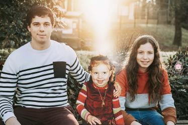 Reunir famille et defunts photomontage photoshop photographe